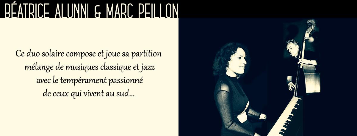 Béatrice Alunni & Marc Peillon