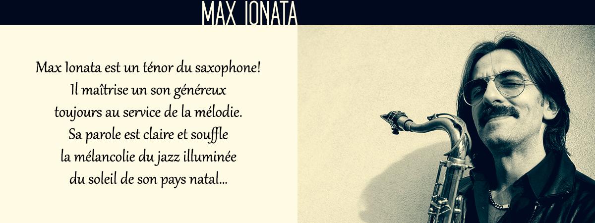 Max Ionata