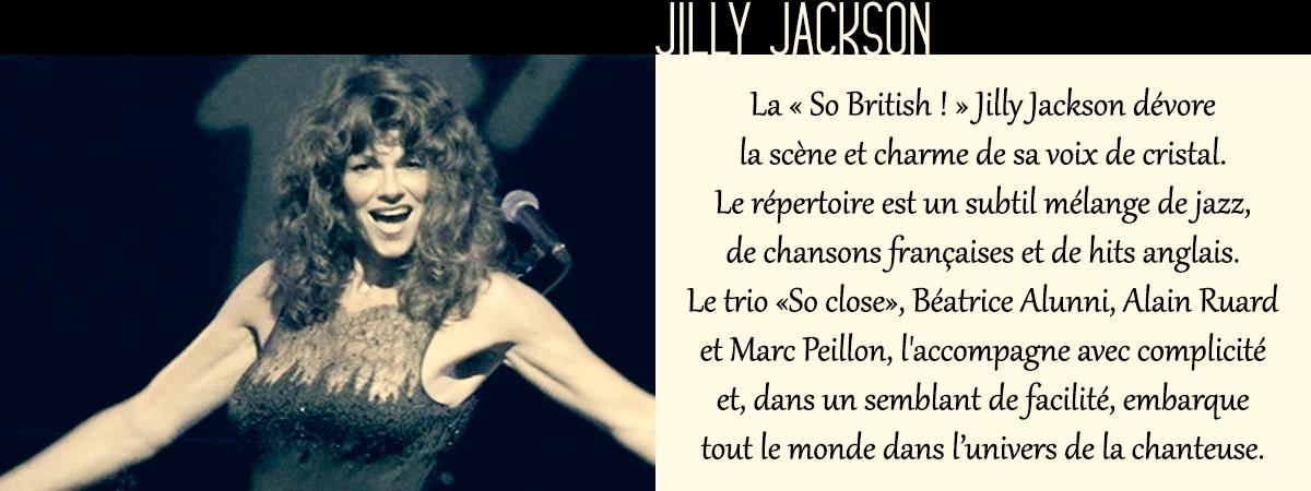Jilly Jackson